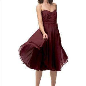 Jenny Yoo Collection Emmie 0 Tea Dress Sweetheart